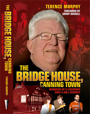 Bridge House book cover
