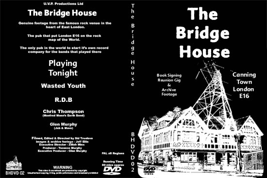 Bridge House reunion cover