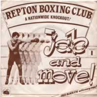 Repton Boxing Club - Jab and move