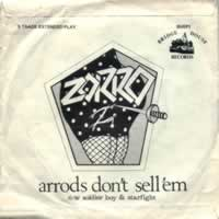 Zorro - Arrods dont sell em